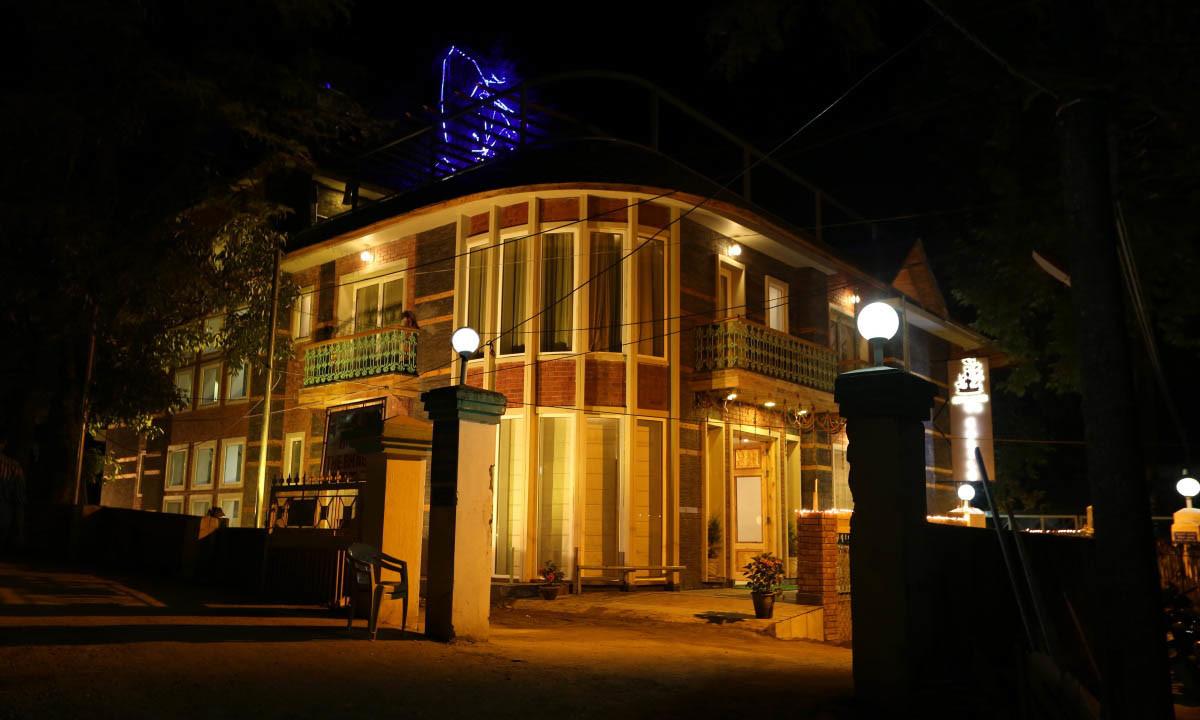 luxury hotels in mcleodganj