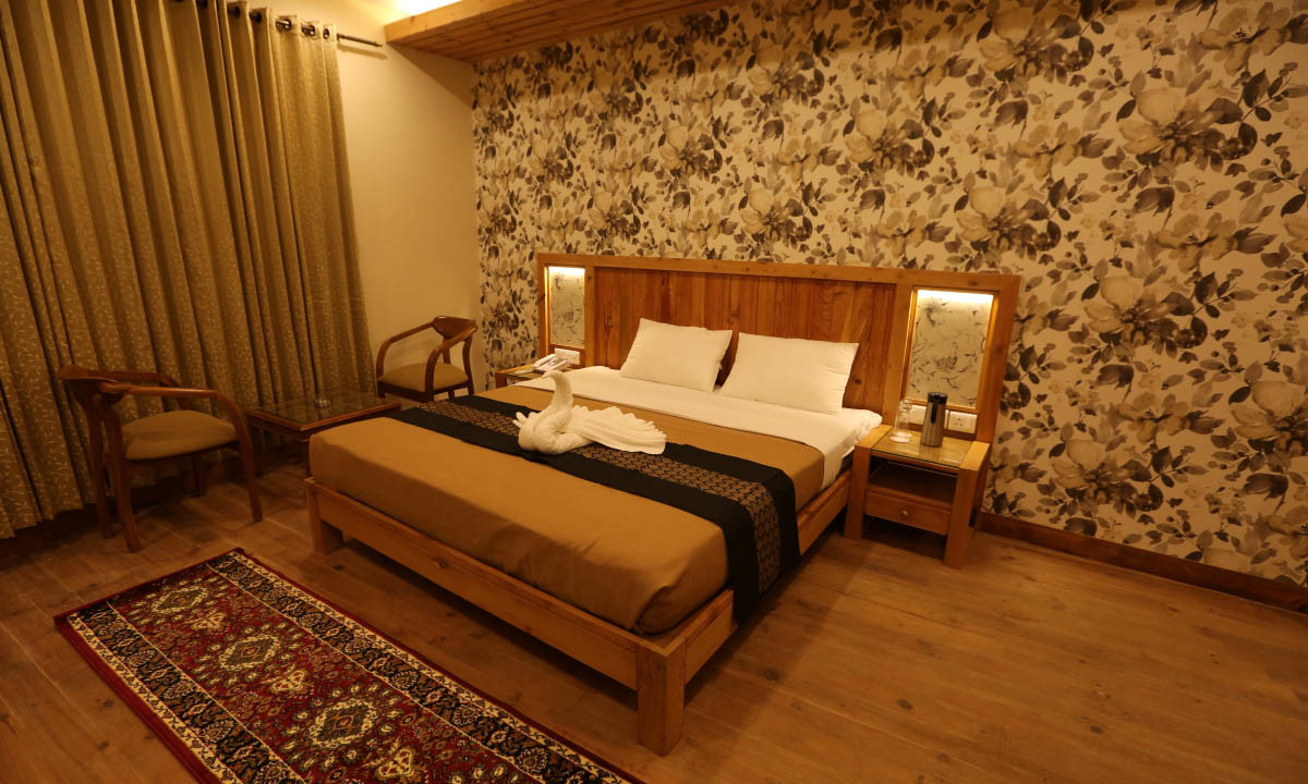luxury hotel in mcleodganj